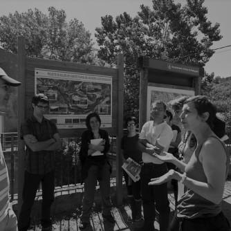 Presentation du projet d'amelioration de l'habitat fluvial du Segre a Alos de Balaguer en Aragon